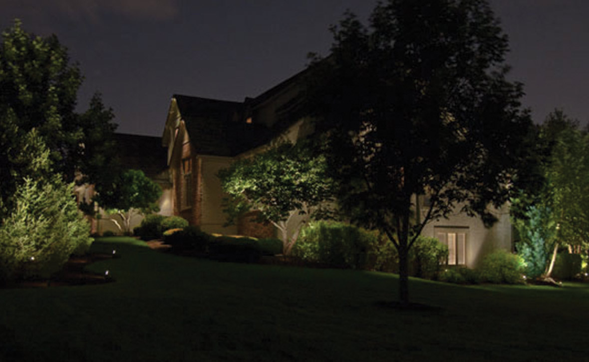 Landscape and Outdoor Lighting